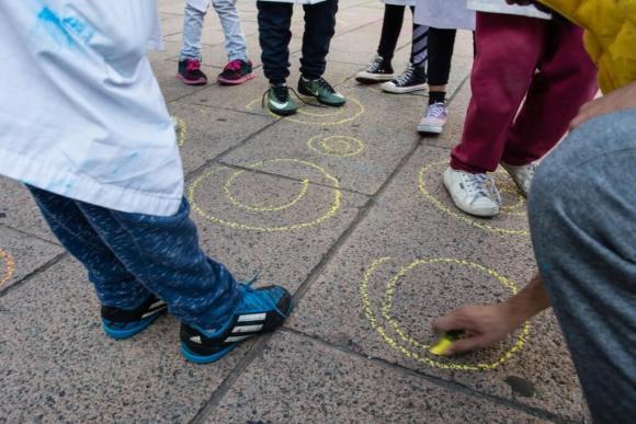 Juego, convivencia y espacio público