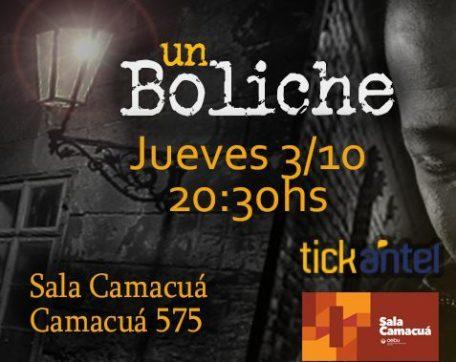 """""""Un boliche."""" tangos por Josega Trápani"""