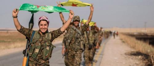 Revolución en Rojava