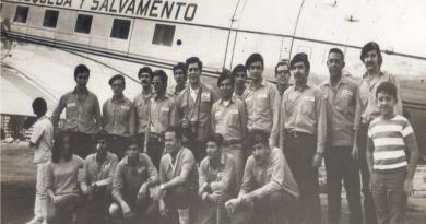 """""""50 Aniversario"""" del GRUPO DE RESCATE VENEZUELA (GRV)."""