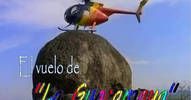 El vuelo de «La Guacamaya»  (+vídeo).