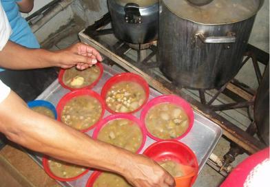 """""""II Sopazo"""" Voluntarios de los Teques, realizan jornada de asistencia social."""
