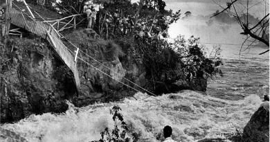 """Tragedia en """"El Salto de La Llovizna"""". 23 de Agosto de 1964."""