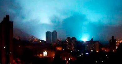 Venezuela atacada mediante pulso electromagnético. (Graficos)
