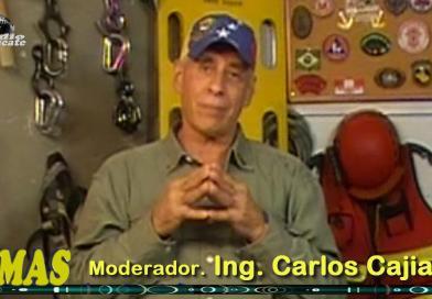"""""""Temas"""" Primer programa de la serie conducida por Carlos Cajias."""