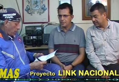 """""""TEMAS"""". Prog 06.  Foro sobre el proyecto Link Nacional. (Vídeo)"""