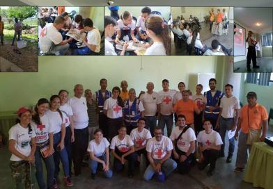 El CEMAG, realiza taller de serpientes para la Cruz Rija Venezolana.
