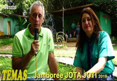"""TEMAS"" Prog 10. Jamboree JOTA JOTI 2019. (+ Entrevistas)"