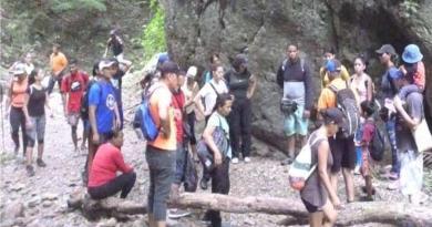 """CEMAG. Estudiantes realizan estudio básico de impacto ambiental. (IUT """"Elías C. Pompa"""")"""