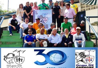 «Grupo DX Caracas», Radioaficionados y Expedicionarios.