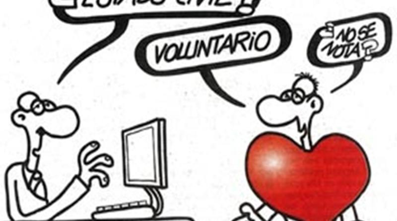 """""""El voluntario merece todo el apoyo por parte de los Gobiernos"""". (Antonio Guterres ONU)."""
