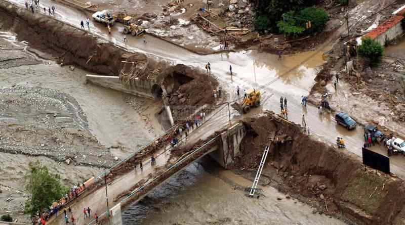Tragedia del Valle del Rio Mocotíes. Febrero del 2005.