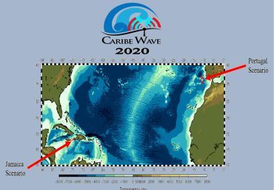 «Caribe Wave» 2020. 19 de Marzo