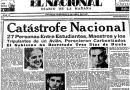 Tragedia aérea en Araira.  Abril 1947.