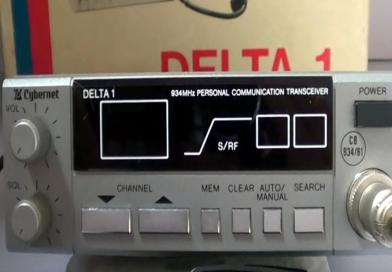 La otra Banda Ciudadana.  (930Mhz.) +Video