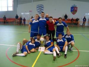 Spartak Gottlob, castigatoarea din 2012 a Cupei de iarna