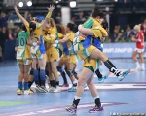 Brazilia este noua campioana mondiala la handbal feminin