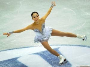 patinatoarea japoneza Mao Asada
