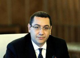 Victor Ponta 26 martie