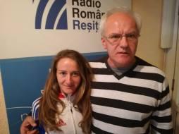 Liliana Dragomir si Cristian Dragomir la radio