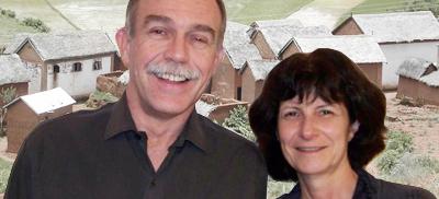 Humanitaire autrement - Martine et Jean-Marc Fritsch