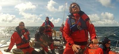 Un gars hors cadre - Philippe Laude & Team Jolokia