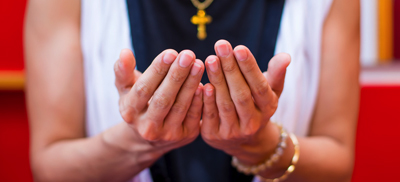 Musulmane, elle choisit Jésus - Ouria