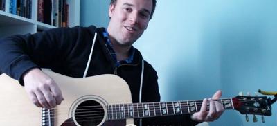 Rien qu'un humble guitariste - Jimmy Lahaie