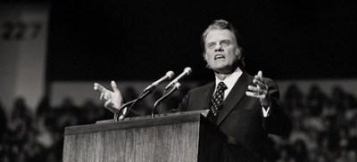 Billy Graham - Comment Billy Graham a influencé la Romandie