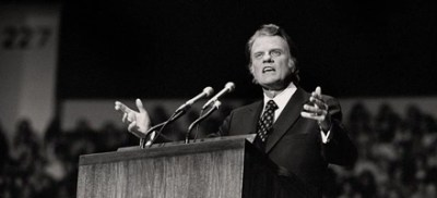 Billy Graham - Comment Billy Graham a influencé la Romandie