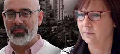 Spécial Liban - Catherine Mourtada et Martin Accad