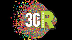Logo 30e anniversaire de la Bourse Rideau