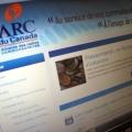 Site Web ARC du Canada