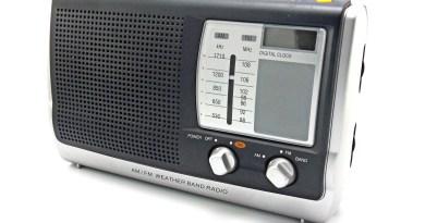 Radio portative