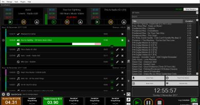 Interface de PlayIt Live