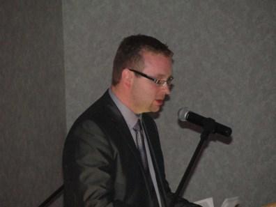 Paul Demers, président de l'ARC du Canada