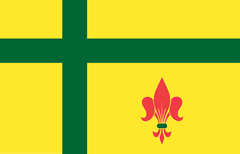drapeau fransaskois