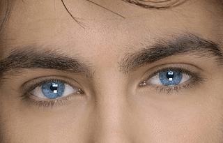 Paire d'yeux