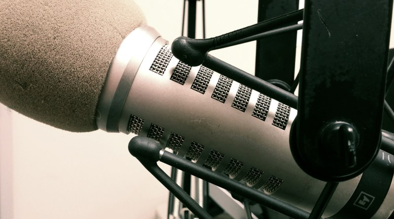 Microphone ElectroVoice