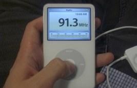 iPod FM
