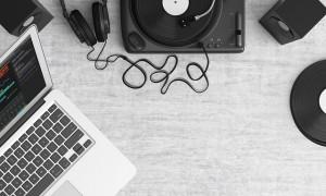 Matériel audio et/ou numérique pour la radio