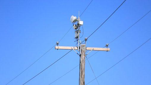 Internet à haut débit pourrait être acheminé par de semblables antennes