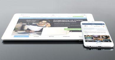 Site Web présenté sur une tablette et un smartphone