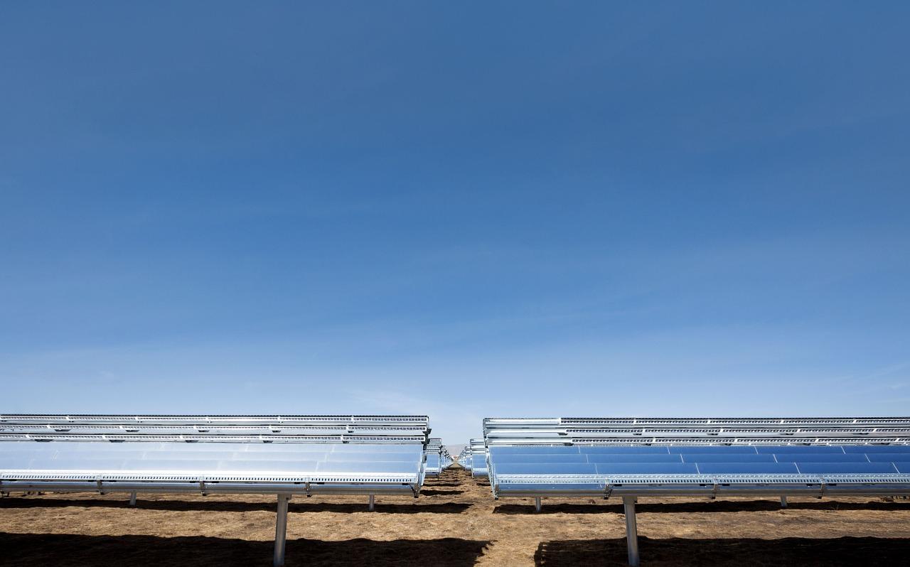 Panneaux de cellules photovoltaïques pour l'énergie solaire