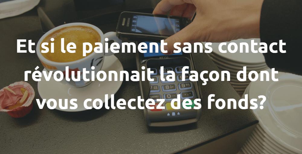 Paiement sans contact avec la puce NFC de son téléphone mobile