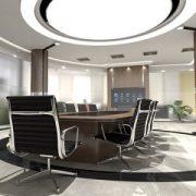 Salle de conférence partagée entre plusieurs entreprises