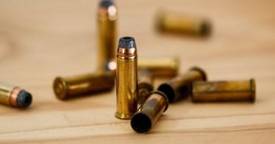 Balle d'arme à feu