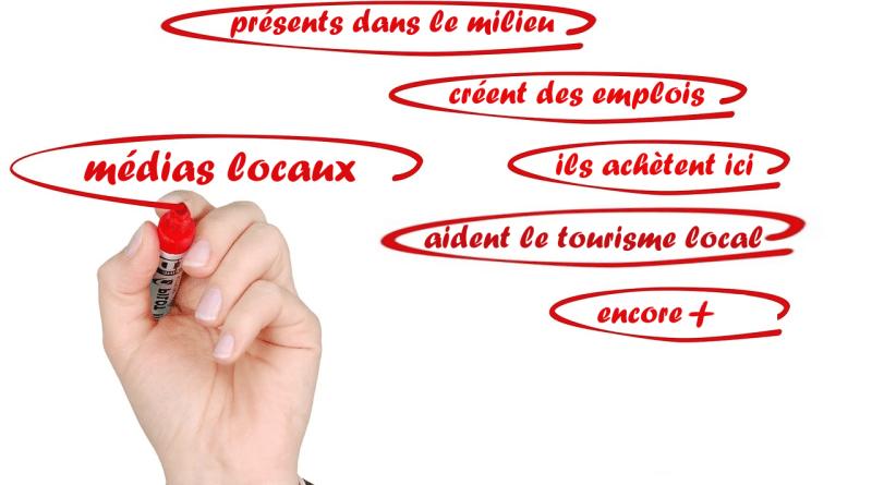 8 choses que tout entrepreneur local devrait savoir sur les médias locaux