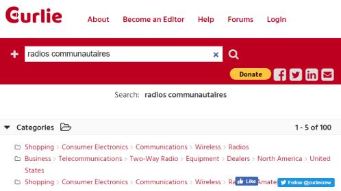 Curlie.org