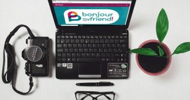Site web de la tournée Bonjour My Friend!